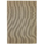 Colonial Mills Outdoor Houndstooth Tweed Black Rug