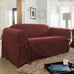 Kashi Home Arm Chair Box Cushion Slipcover Amp Reviews Wayfair