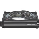 Elite By Maxi Matic Cuisine Electric Double Hot Plate Coil