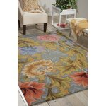 Loloi Rugs Summerton Ivory Amp Grey Area Rug Amp Reviews Wayfair