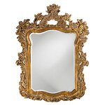 Osp Designs Gatsby Decorative Beveled Wall Mirror