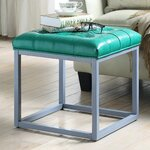 Hillsdale Hastings Backless Vanity Stool Amp Reviews Wayfair
