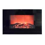 Proman Aspen Flame Wall Mount Electric Fireplace Amp Reviews