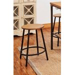Impacterra Diamond 26 Quot Swivel Bar Stool Wayfair