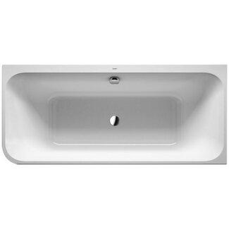 Duravit happy d 2 70 87 quot x 31 5 quot soaking bathtub wayfair