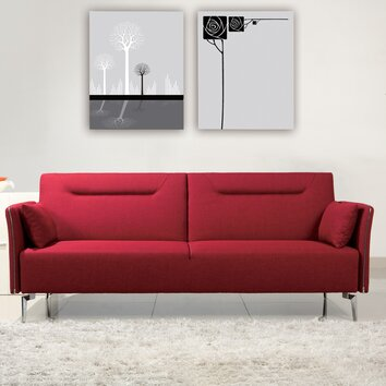 Vig furniture divani casa davenport sleeper sofa reviews for Wayfair modern sectional sofa
