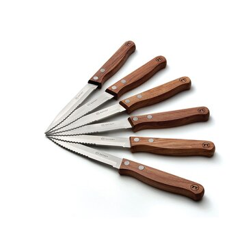 outset steak knife set reviews wayfair