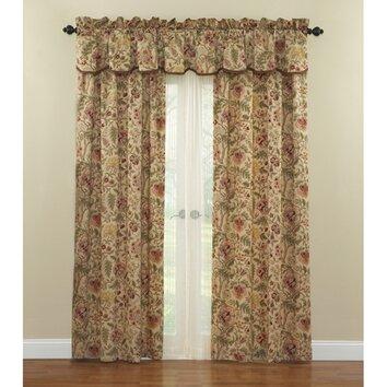 Waverly Imperial Dress Cotton Rod Pocket Single Curtain