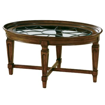 Hekman accents coffee table reviews wayfair for Table th visible