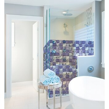 bathrooms for kids wallpops cubes window amp reviews wayfair 11988