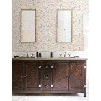 Brewster home fashions bath bath bath volume iv 33 39 x 20 5 for Wayfair bathroom wallpaper