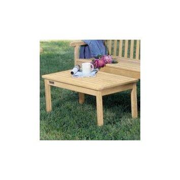 Oxford Garden Rectangle Coffee Table Amp Reviews Wayfair