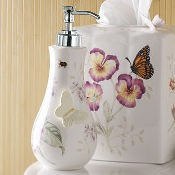 Lenox Butterfly Meadow Soap Lotion Dispenser Amp Reviews