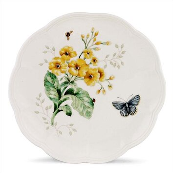 Lenox Butterfly Meadow 9 Quot Charger Plate Amp Reviews Wayfair