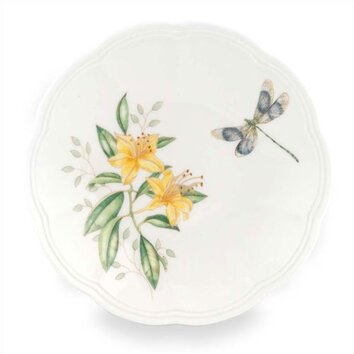 Lenox Butterfly Meadow 6 Quot Saucer Wayfair