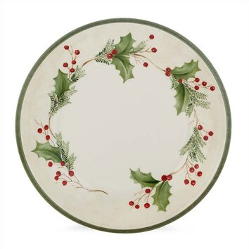 Lenox Holiday Gatherings Berry Accent Plate Wayfair