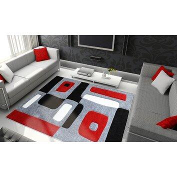 Home Dynamix Sumatra Blocks Area Rug Amp Reviews Wayfair
