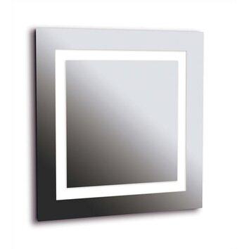 Wildon home rifletta 4 light wall mirror reviews wayfair for Door mats argos
