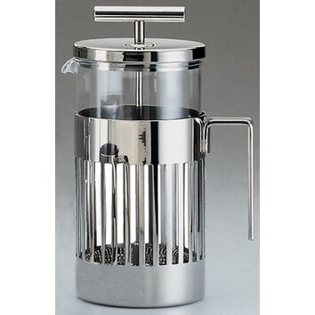 Cookworks Xq668t Filter Coffee Maker Reviews : Alessi Aldo Rossi Press Filter Coffee Maker or Infuser & Reviews Wayfair