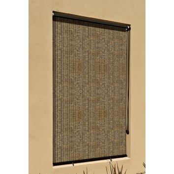 coolaroo 95 uv block outdoor roller solar shade reviews wayfair