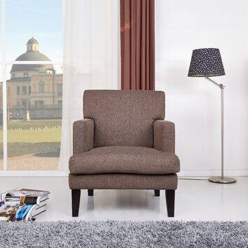 Gold Sparrow Tulsa Arm Chair I & Reviews