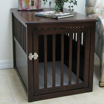 Crown Pet Products Crown Pet Crate End Table Amp Reviews