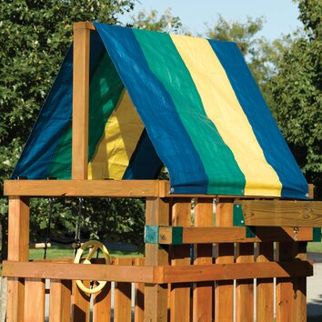 Swing N Slide Replacement Tarp Amp Reviews Wayfair