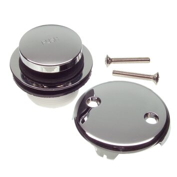 danco touch toe tub drain trim kit wayfair