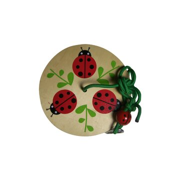 Sassafras Ladybug Tree Swing Amp Reviews Wayfair