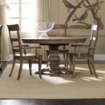 Hooker Furniture Sorella Extendable Dining Table Amp Reviews