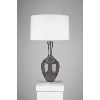 Robert Abbey Audrey 33 5 Quot H Table Lamp With Drum Shade