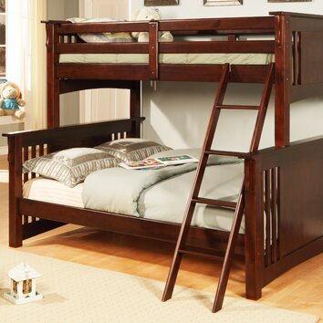 williams import co twin over full bunk bed reviews wayfair. Black Bedroom Furniture Sets. Home Design Ideas