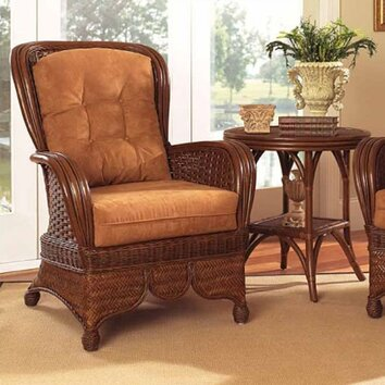 Boca Rattan Moroccan Chair Amp Reviews Wayfair