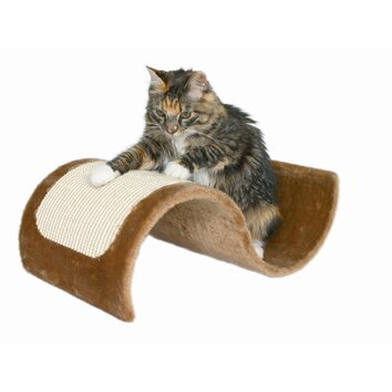Trixie cat scratching board reviews wayfair for Chaise lounge cat scratcher