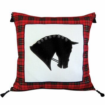 Rightside Design Abigail And Lily Equine Hunting Plaid