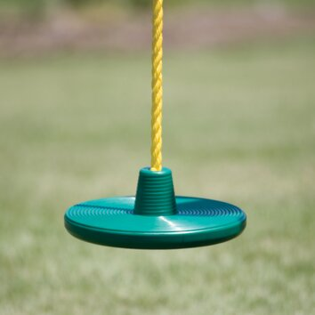 Kids Creations Disc Rope Swing Amp Reviews Wayfair