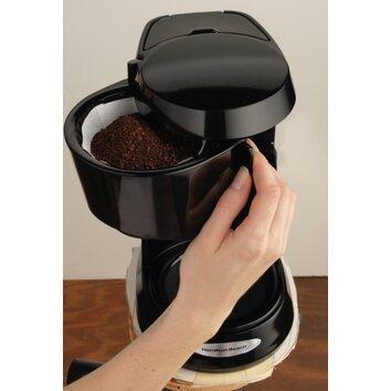 Ezvid Coffee Maker Reviews : Hamilton Beach 5 Cup Coffee Maker & Reviews Wayfair