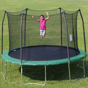 Skywalker 12 Trampoline With Safety Enclosure Amp Reviews