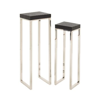 wayfair bathroom cabinets woodland imports alluring 2 nesting tables amp reviews 15030