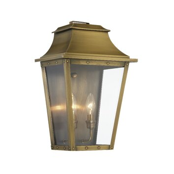 Wayfair Outdoor Wall Lights : Acclaim Lighting Coventry 2 Light Outdoor Flush Mount & Reviews Wayfair