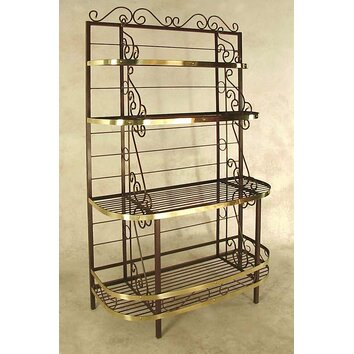 Grace French Baker S Rack Amp Reviews Wayfair