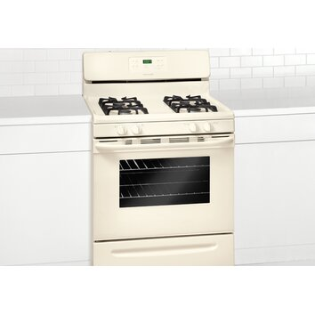 Frigidaire 5 cu ft gas range wayfair for Frigidaire armoire