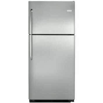Frigidaire 20 3 cu ft top freezer refrigerator reviews for Frigidaire armoire