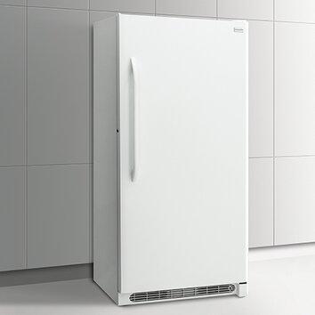 Frigidaire 20 9 cu ft upright freezer reviews wayfair for Frigidaire armoire