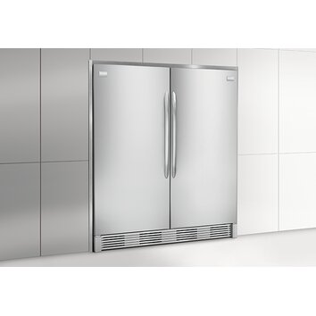Frigidaire 18 5 cu ft upright freezer reviews wayfair for Frigidaire armoire