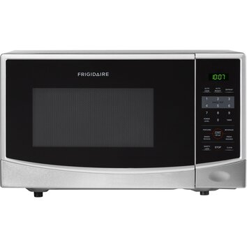 Frigidaire 0 9 cu ft 900w countertop microwave reviews for Frigidaire armoire