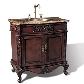 Legion Furniture Hampshire 36 Quot Single Chest Bathroom