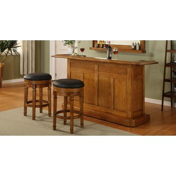 Eci Furniture Nova Bar Set With Wine Storage Amp Reviews