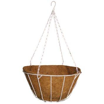 Robert Allen Home And Garden Chateau Round Hanging Basket Wayfair