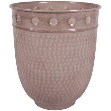 Robert Allen Home And Garden Stockbridge Venti Round Pot Planter Reviews Wayfair